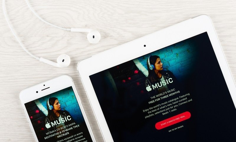 how to get on apple music