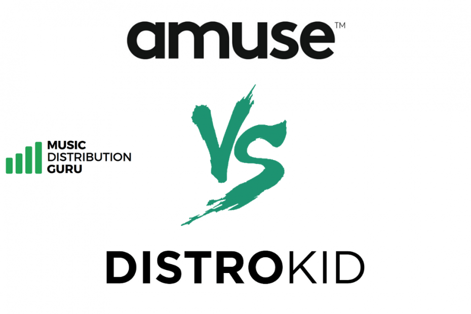 distrokid vs amuse
