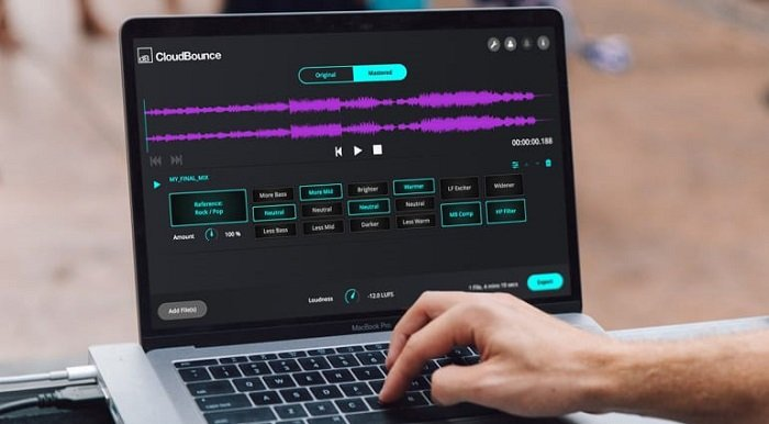 cloudbounce free mastering